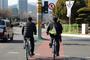 창원시 자전거전용신호등 전국최초 설치