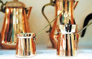 [잘 마시면 스타일이 달라진다] 집에서 즐기는 커피(4) '이브릭'