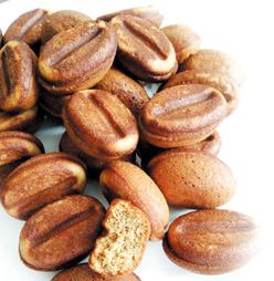 건강한 티 타임, 맛있는 커피콩빵 포남동 커피노리
