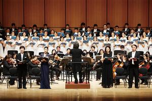 춘천시민연합합창단·춘천시립합창단이 함께 하는   '2018 희망을 노래하다'