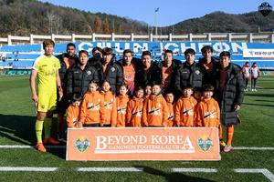 강원FC 홈경기 개최로 임시순환 시내버스 운행