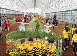 행복한 꽃나들이 '제11회 광양꽃축제'