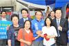 민주당 중진 의원들 '김재무 후보 지원 나서'