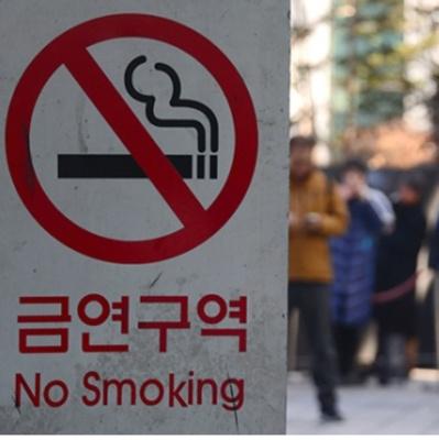 금연구역 단속 과태료
