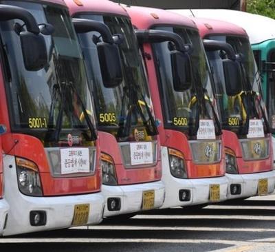전국 버스업계 파업 위기