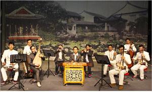 중국 닝보시·잉탄시 예술단, 순천서 공연