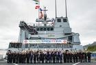 목포시-해군함정 노적봉함, 자매결연 맺고 협력 약속