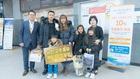 목포해상케이블카, 50만번째 탑승객 이벤트 주인공 탄생