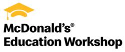 McDONALD'S 교육 박람회 올해는 온라인으로 개최